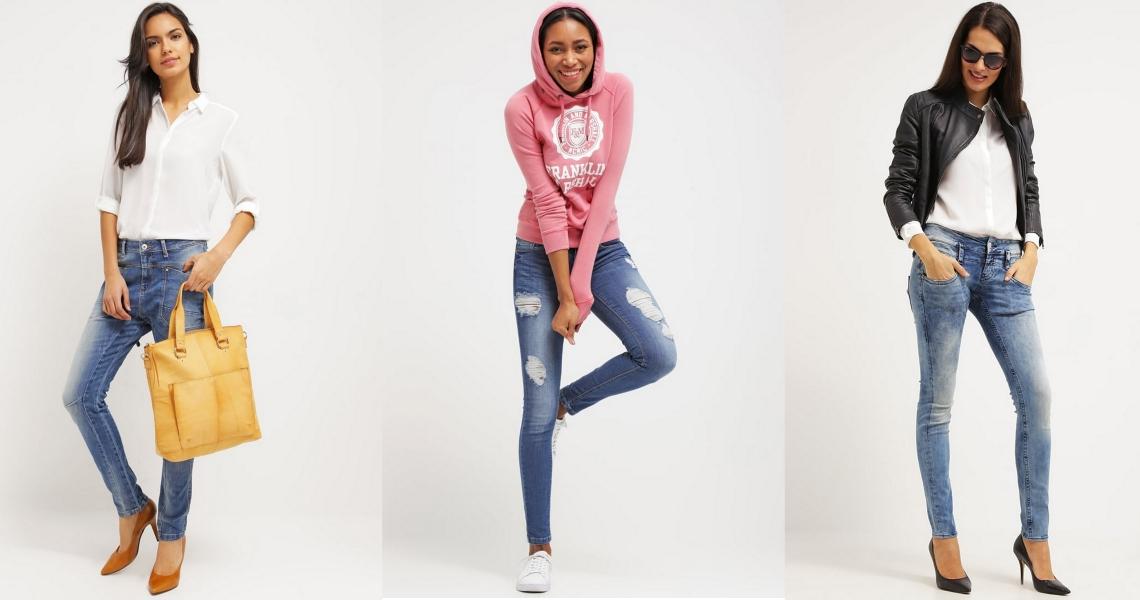 co zrobić, żeby jeansy nie farbowały