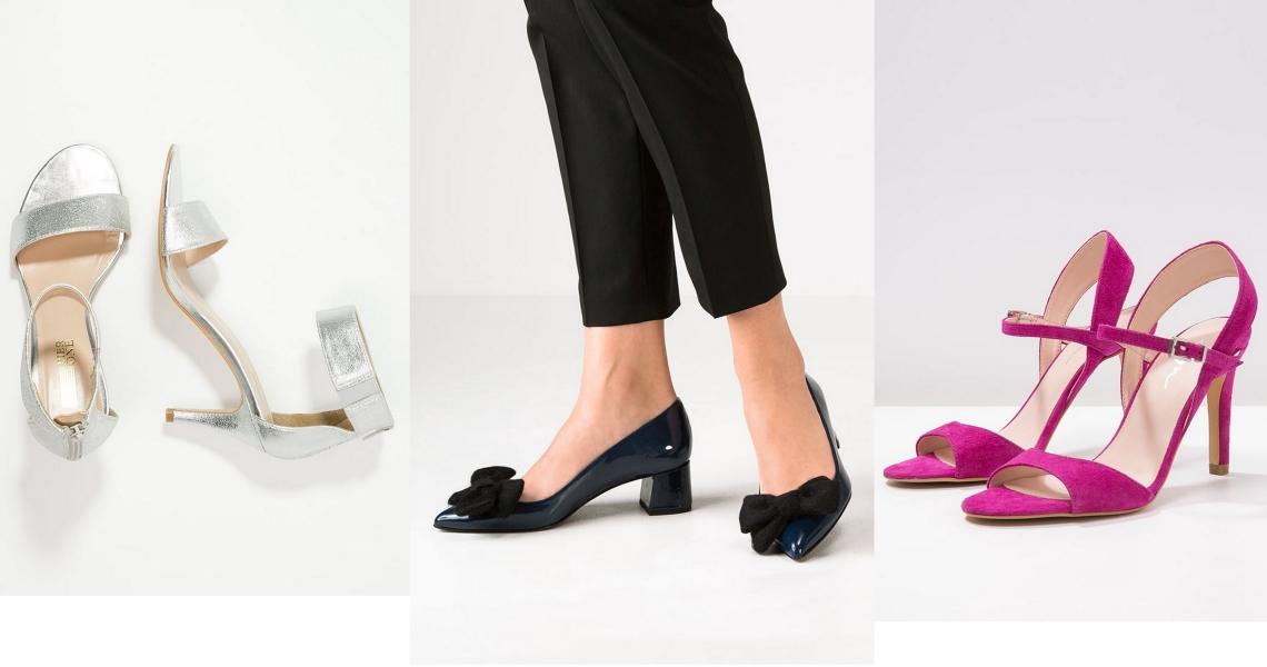 obcierające buty