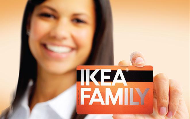 Karta Ikea Family (fot. ikea.com)
