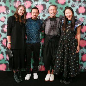 Ann-Sofie Johansson, Humberto Leon, Jean-Paul Goude, Carol Lim