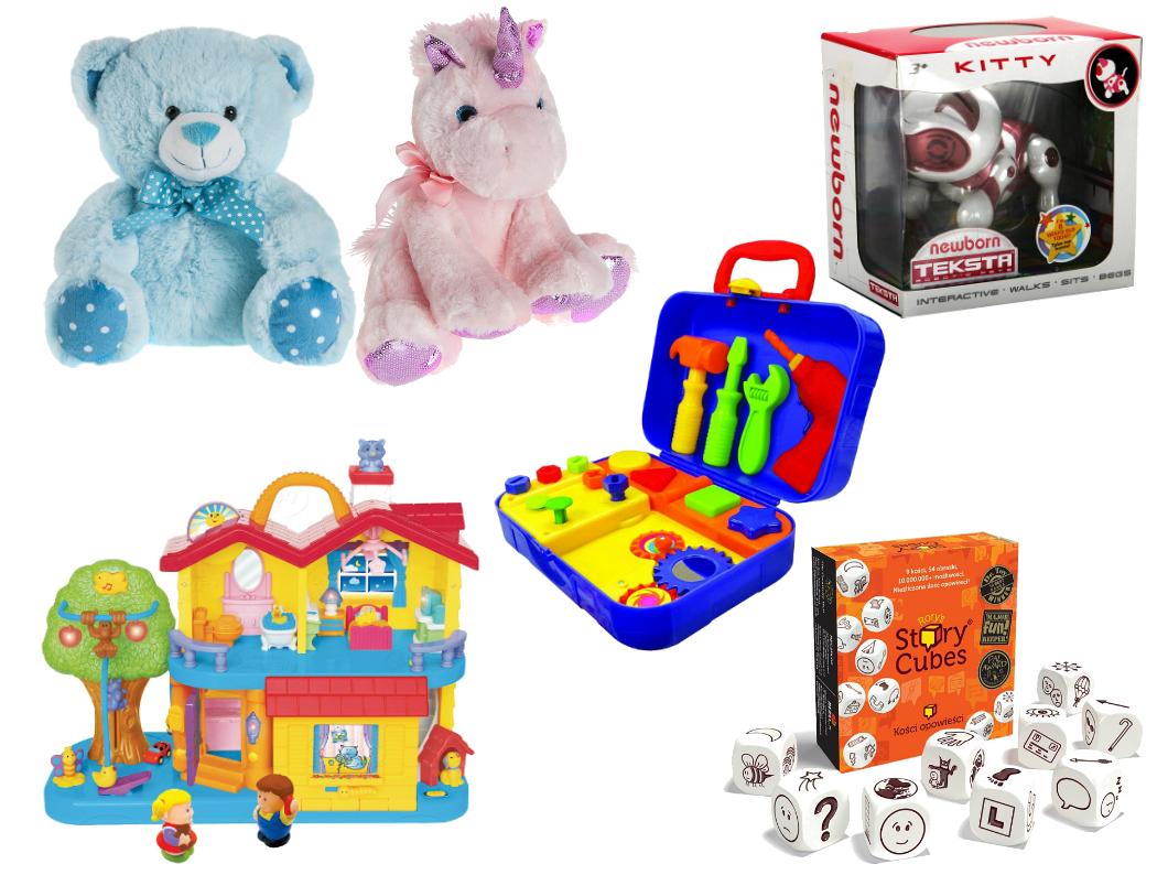 prezenty na mikołajki dla dzieci