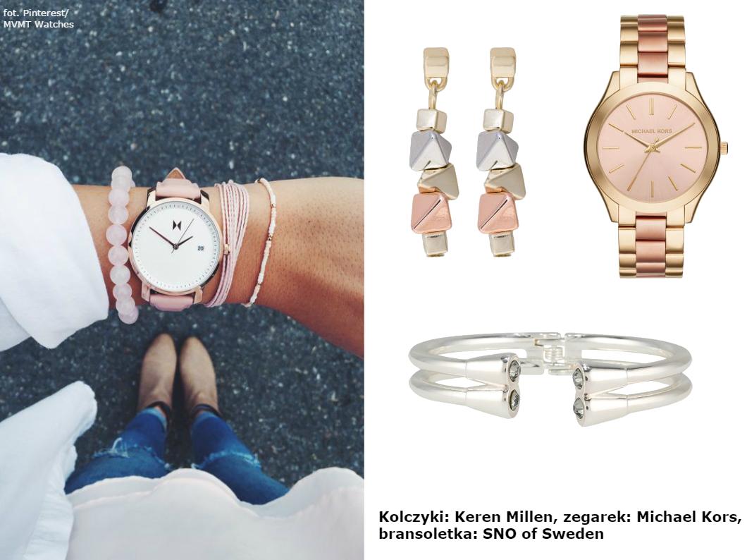 prezent na dzień kobiet zegarek