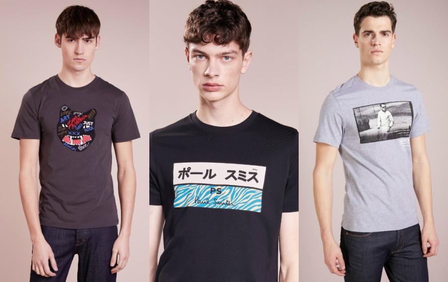 koszulki z napisami męskie