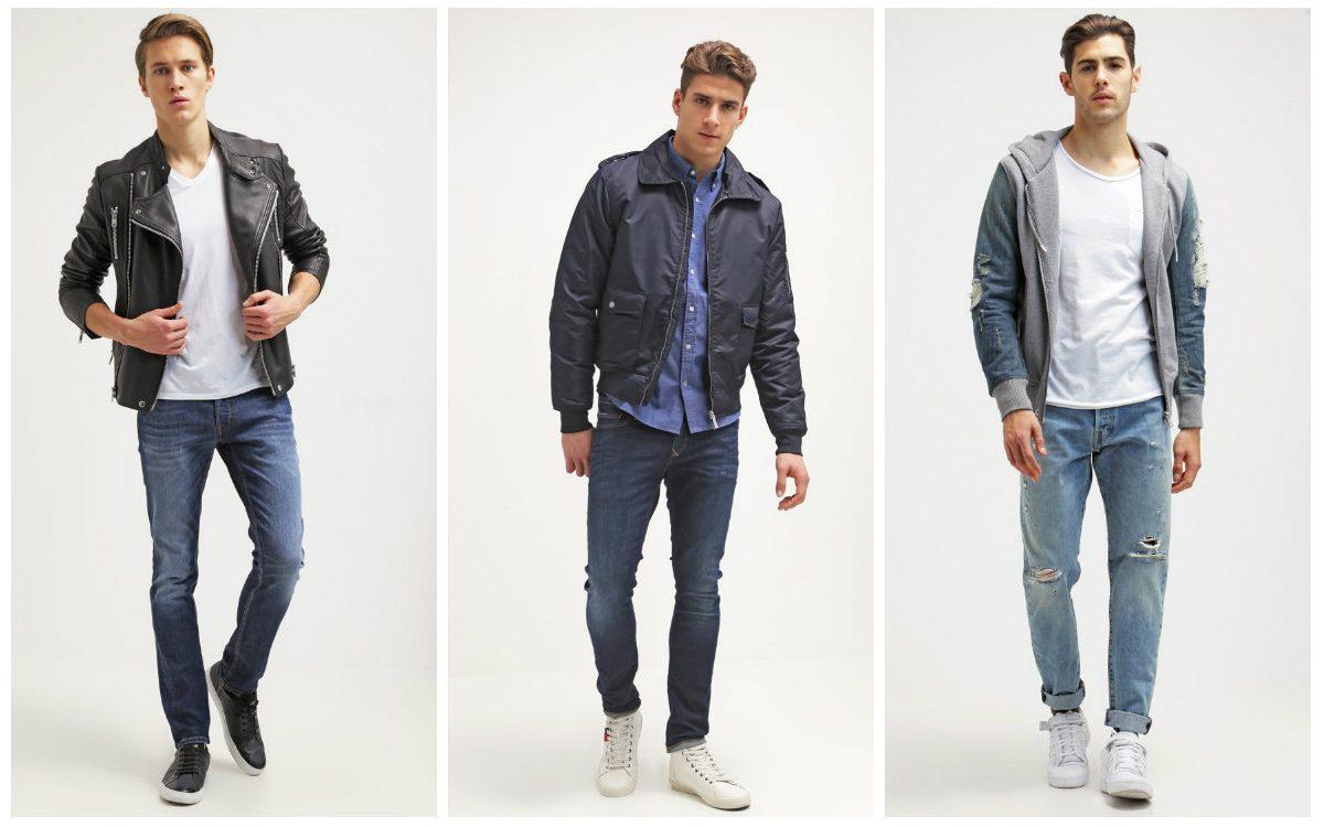 Jeansy męskie – wybierz model dla siebie!