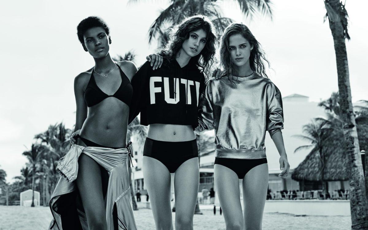 Topshop: sukienki i bomber jacket w stylu Miami Beach