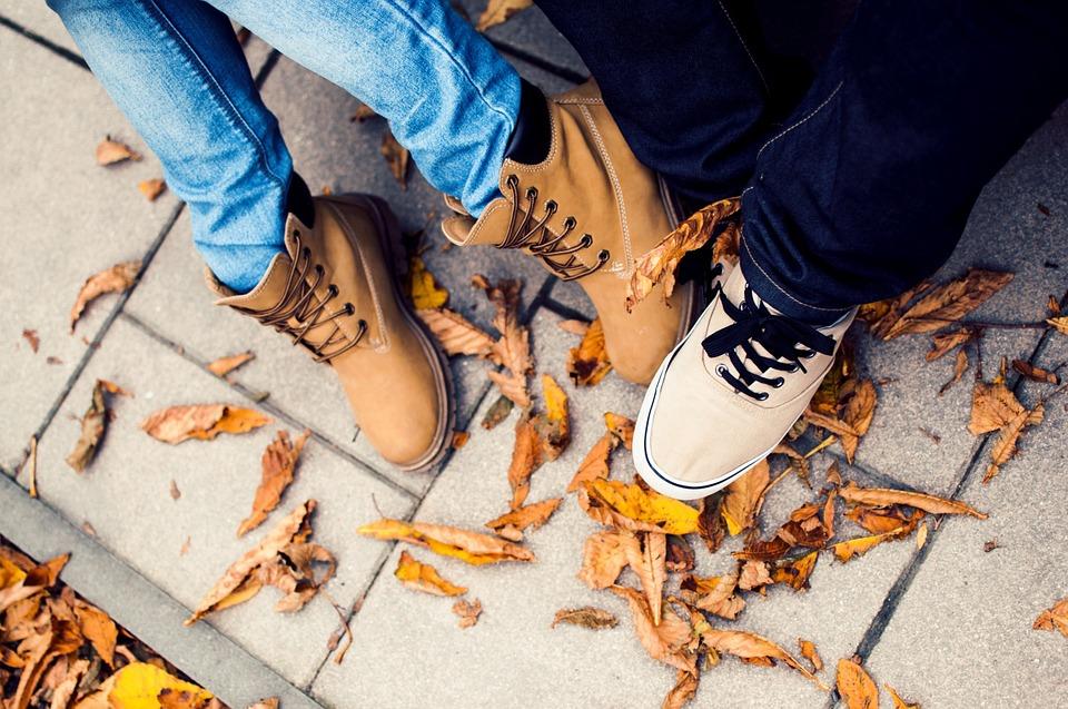 Farbowanie trampek i skórzanych butów