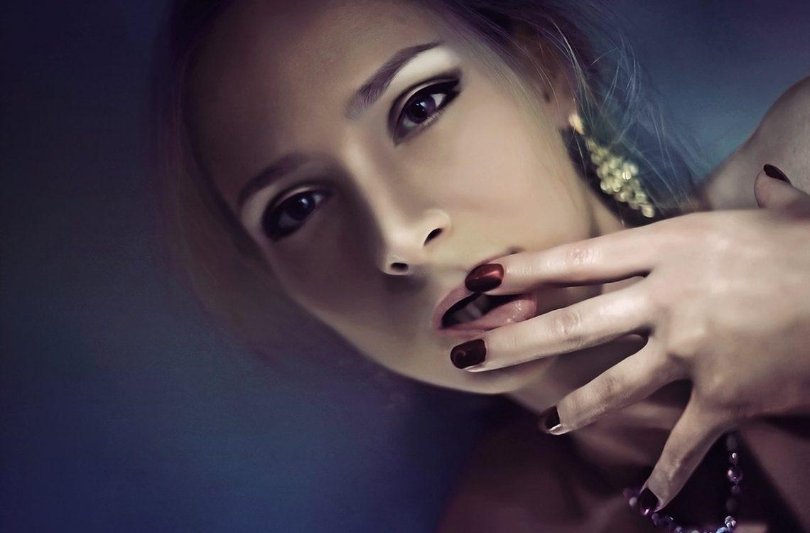 Modne paznokcie na jesień