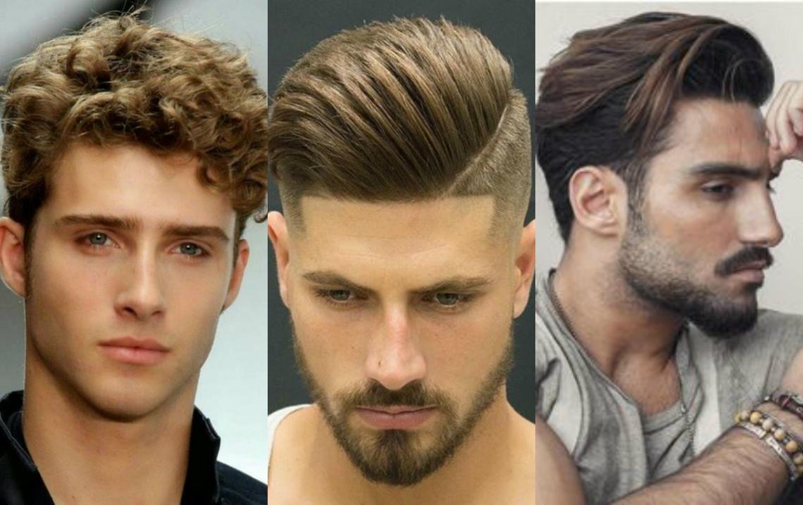 Fryzury męskie [modne propozycje!]