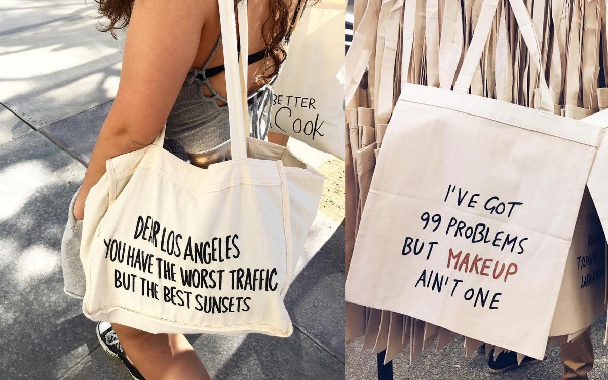 Letter bag gdzie kupić zabawną torbę?