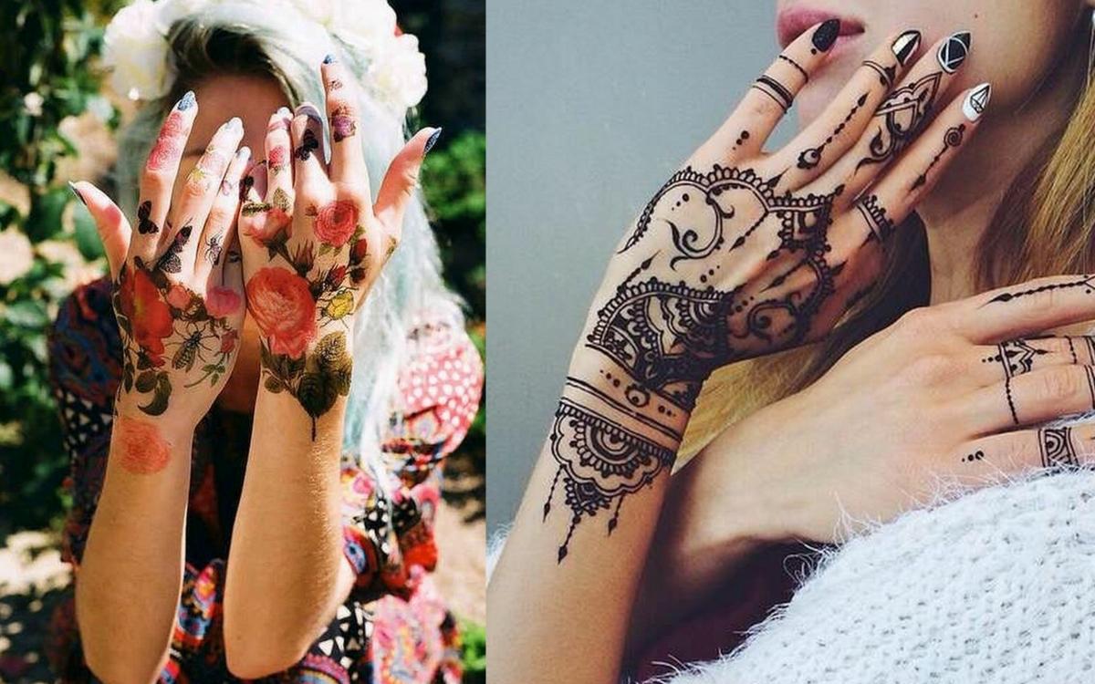 tatuaże na rękę wzory