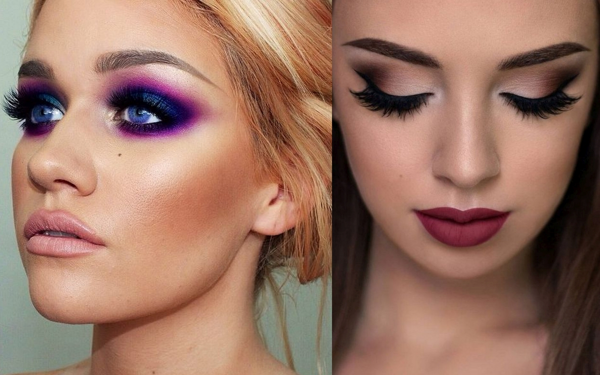 modne makijaże na jesień