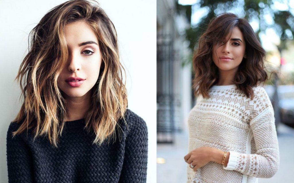 jak dbać o włosy półdługie