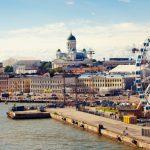 Helsinki: białe miasto północy