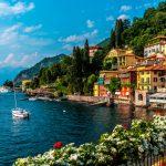 Lago di Como: jezioro z bajecznym widokiem na Alpy