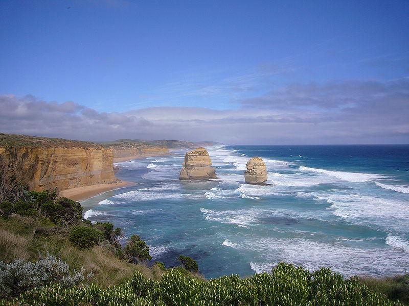 12 Apostołów, Australia
