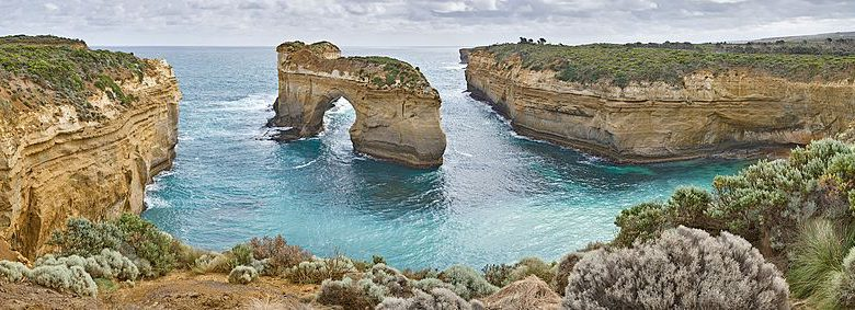 Great Ocean Road w Australii