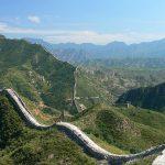 Wielki Mur Chiński. Mutianyu w dystrykcie Huairou