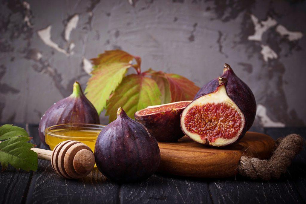 figi: kcal i właściwości