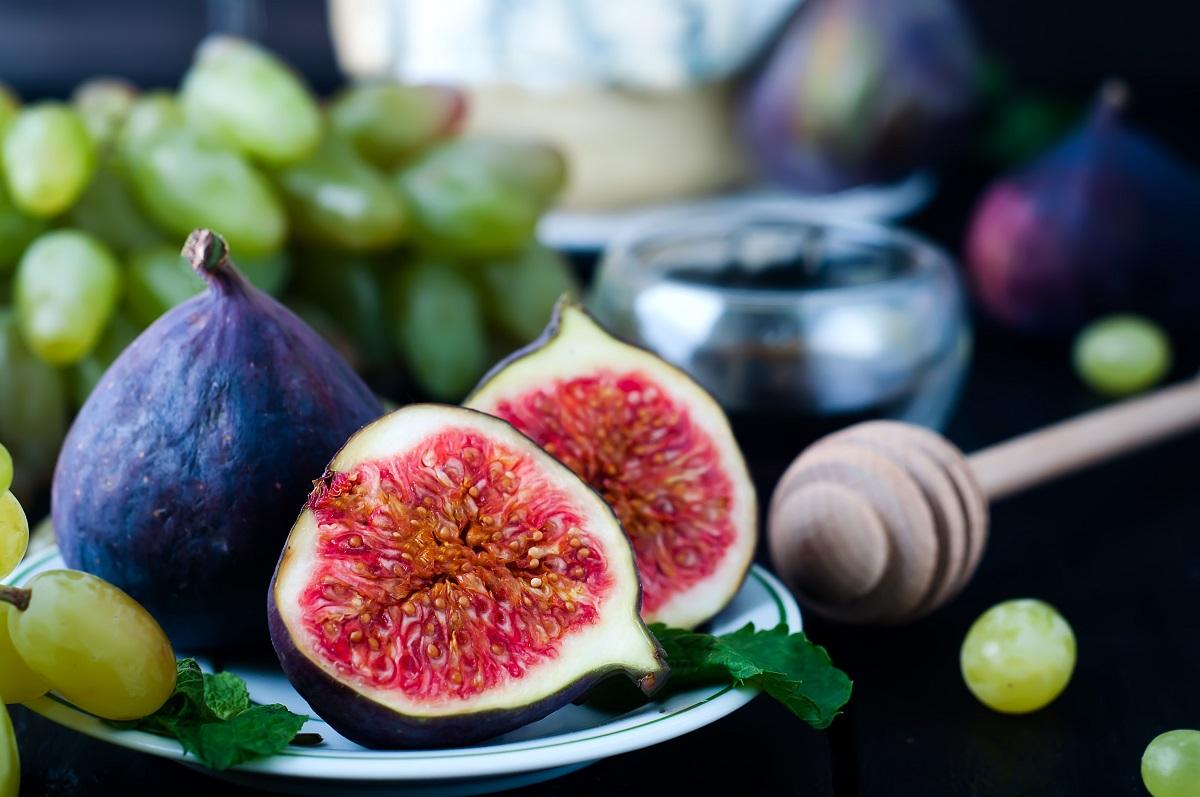 Przepis na konfiturę z fig