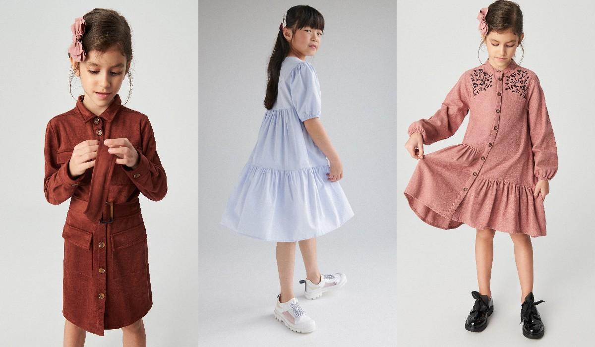 reserved sukienki dzieci