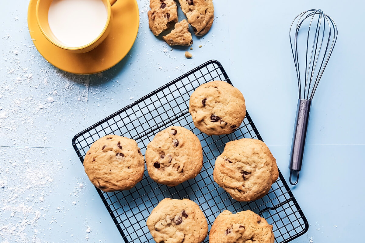 Przepisy na ciasteczka owsiane fit – 4 smaczne pomysły!