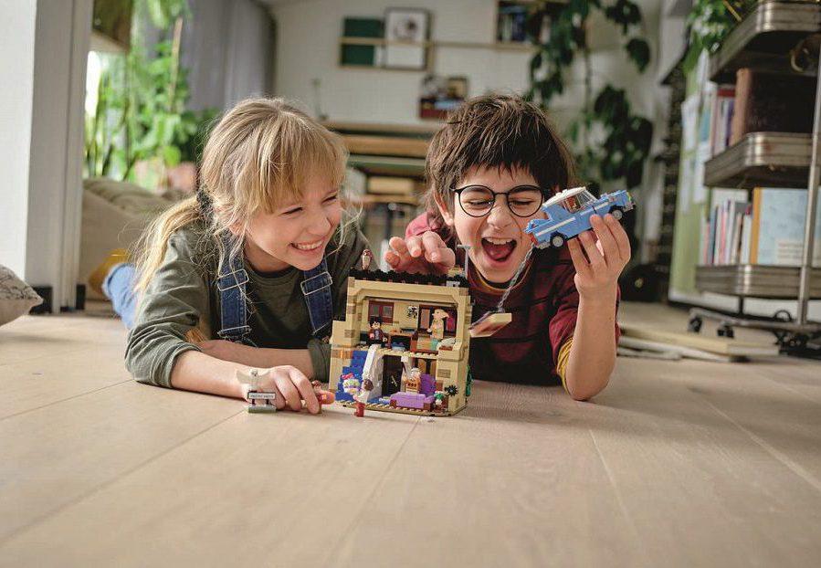 Jesteście fanami Harrego Pottera? W takim razie będziecie zachwyceni nową kolekcją LEGO!