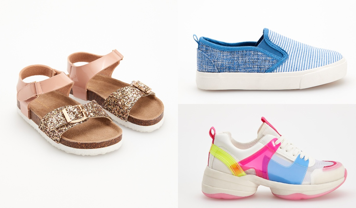 Reserved buty dzieci