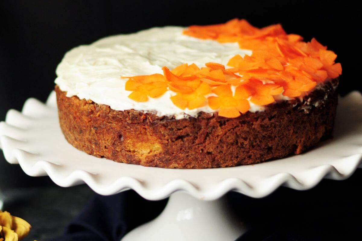 Ciasto marchewkowe bezglutenowe [przepisy]