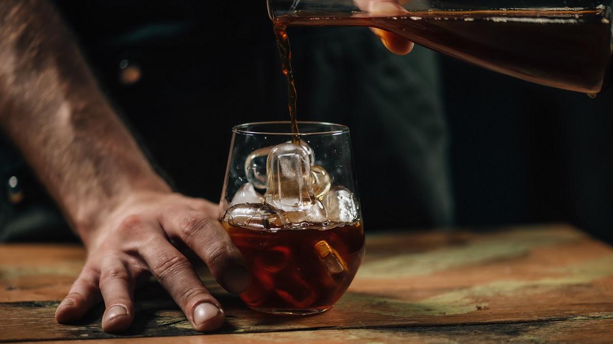 Przepis na orzeźwiający napój cold brew