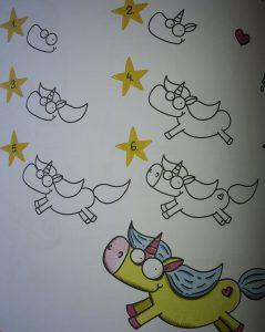 jak nauczyć dziecko rysować zwierzęta