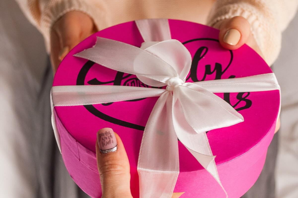 Co kupić na prezent imieninowy kobiecie?