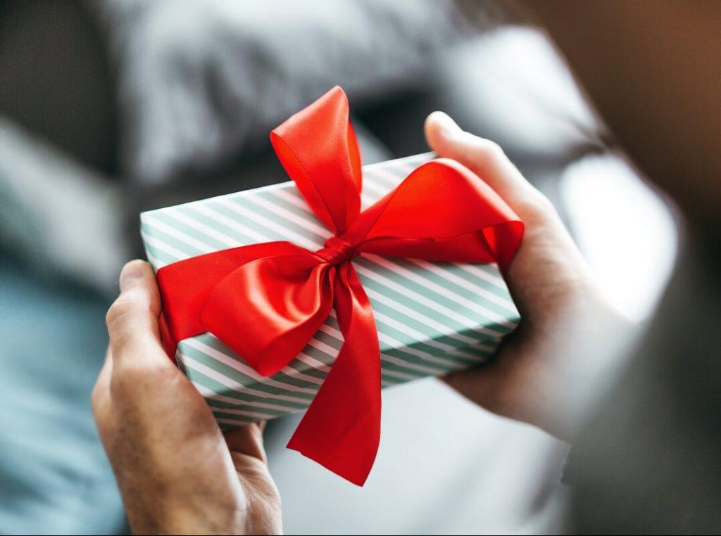 prezent dla mężczyzny