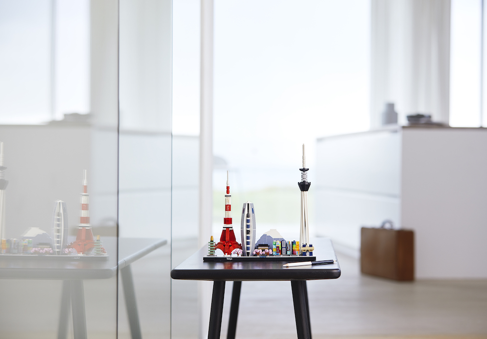 LEGO w świecie dorosłych