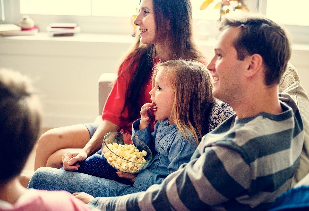 Różne scenariusze kontroli rodzicielskiej na Netflix