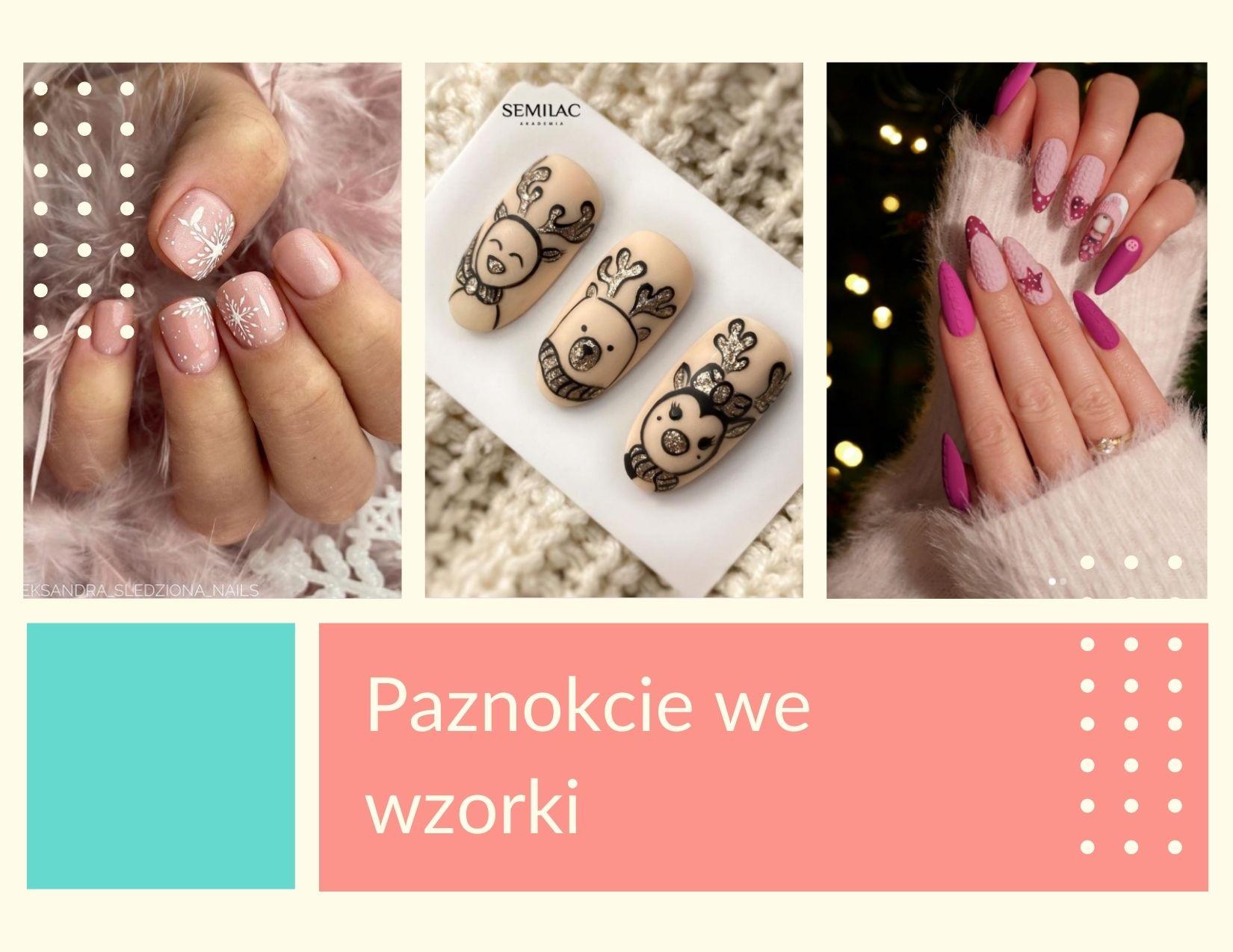 trendy w manicure na zimę