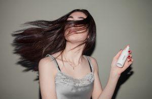naturalny jedwab do włosów