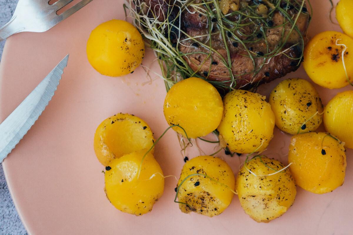 Czy można jeść kiełkujące ziemniaki albo fasolę?