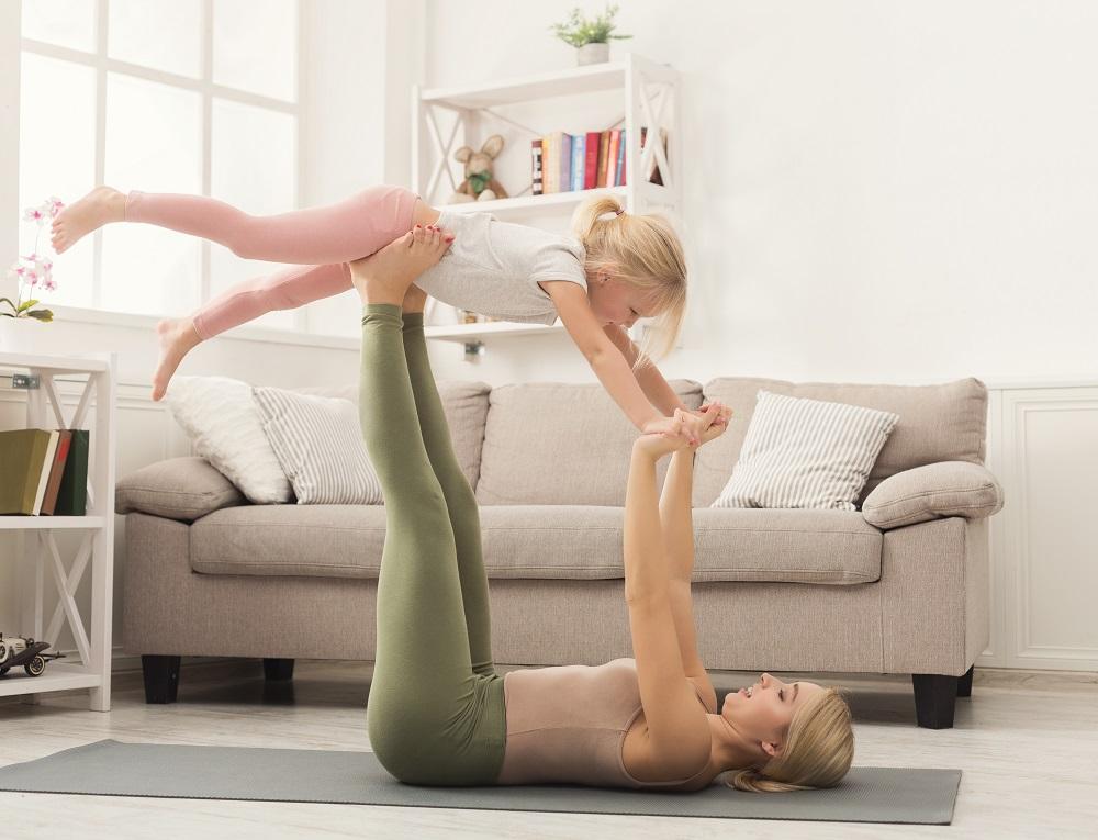 trening dla początkujących na mięśnie brzucha