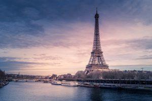 Paryż atrakcje
